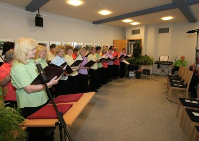 25 Jahre Frauenchor