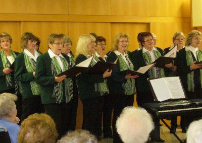Konzert in Radebeg im Seniorenheim