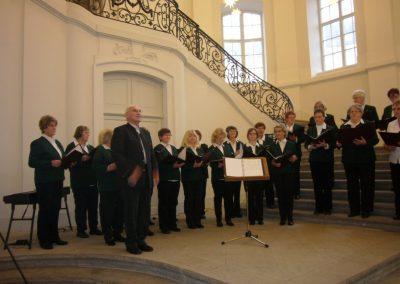 Singen im Landhaus Dresden